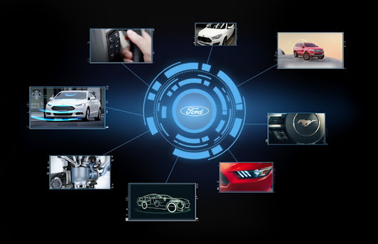 Top Five Ford SYNC Technology Features