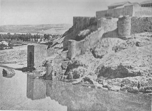 Baño de la Cava a finales del siglo XIX