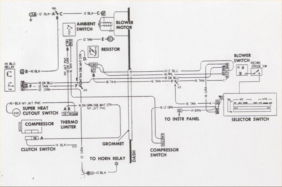 1972 Pontiac Ac Wiring Diagram Wiring Diagram Complete Complete Lionsclubviterbo It