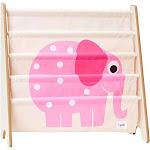 3 Sprouts URKELE Storage Shelf Organizer Baby Room Bookcase Furniture, Elephant by VM Express