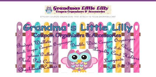 My store, Grandmas Little Lilly, is live!