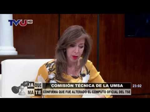 Jaque Mate TVU 08112019: Conduce Ximena Galarza (Programa)