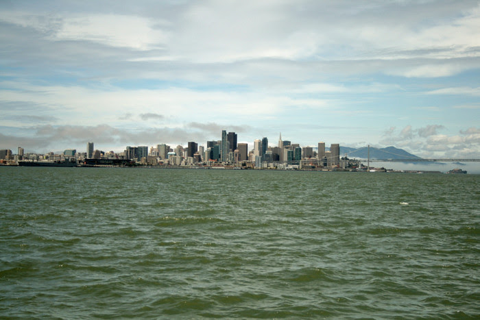 San Francisco from the South