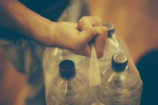 Why I Considered Stockpiling Water in Jerrycans & Why I'm Stocking Bottled Water Instead