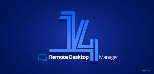 [NEW RELEASE] Remote Desktop Manager 14 is Now Available!