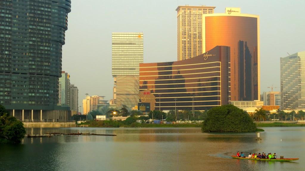 Macao l'un des plus petits pays du monde. Crédits photos : Bruno Lu