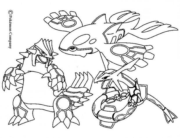 ausmalbilder pokemon rayquaza  kinder ausmalbilder