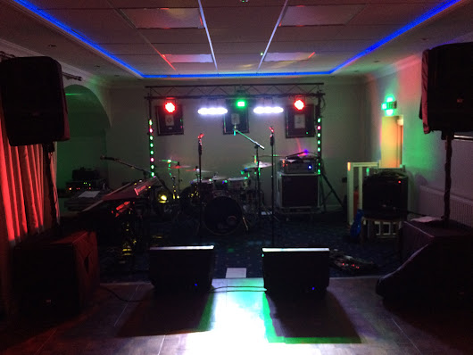 Party & Wedding Function Band Gigs in Lancaster, Wakefield & Sheffield