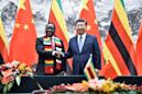"China's Xi tells Zimbabwe president they should write ""new chapter"" in ties"