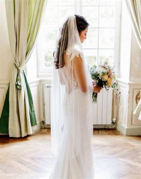 Choosing the perfect bridal veil   Arabia Weddings