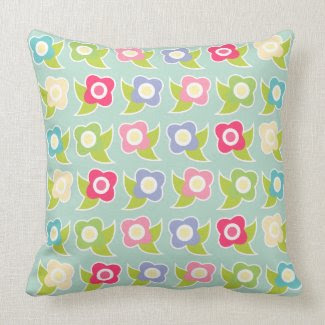 Spring Fling Pillow mojo_throwpillow