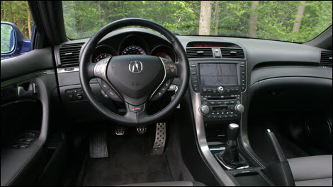 2007 Acura Tl Type S Navigation >> Silly Identical Type Type Spec Left Acura Car Gallery