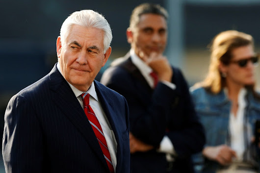 Sec. Tillerson meets with Mexican leaders furious over 'hostile' DHS Plans