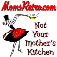 moms retro cooking tips and art