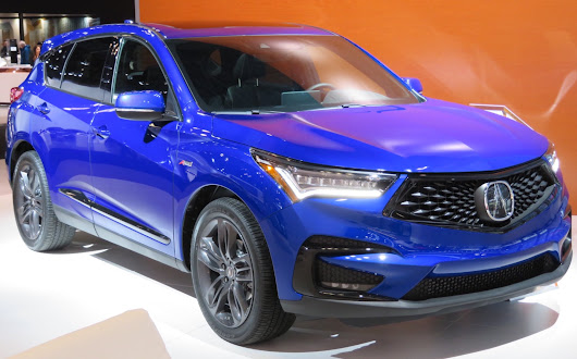 What's New with the 2019 Acura RDX? - Guy Counseling