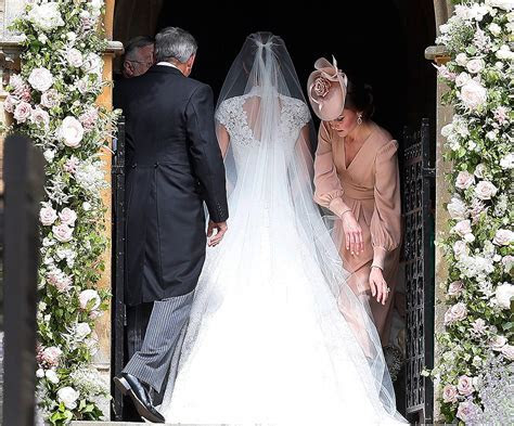 Pippa Middleton's Wedding Dress   PEOPLE.com