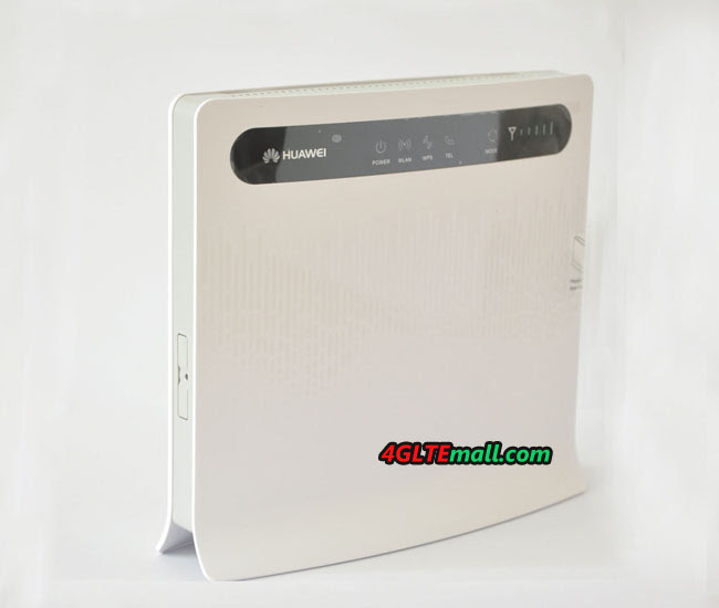 4G Mobile Broadband: Huawei B593 B593s-22 4G LTE Router Review