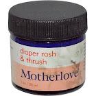 Motherlove Diaper Balm - 1 fl oz jar