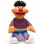 """Gund Sesame Street Ernie 13.5"""""""