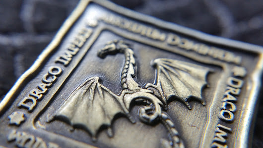 Fantasy Coin: Dragons, Orcs, and Dwarves
