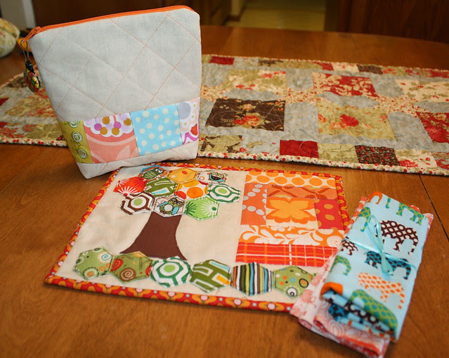 Scrappy Mug Rug Swap Package