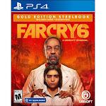 Far Cry 6: Gold Edition Steelbook - PlayStation 4