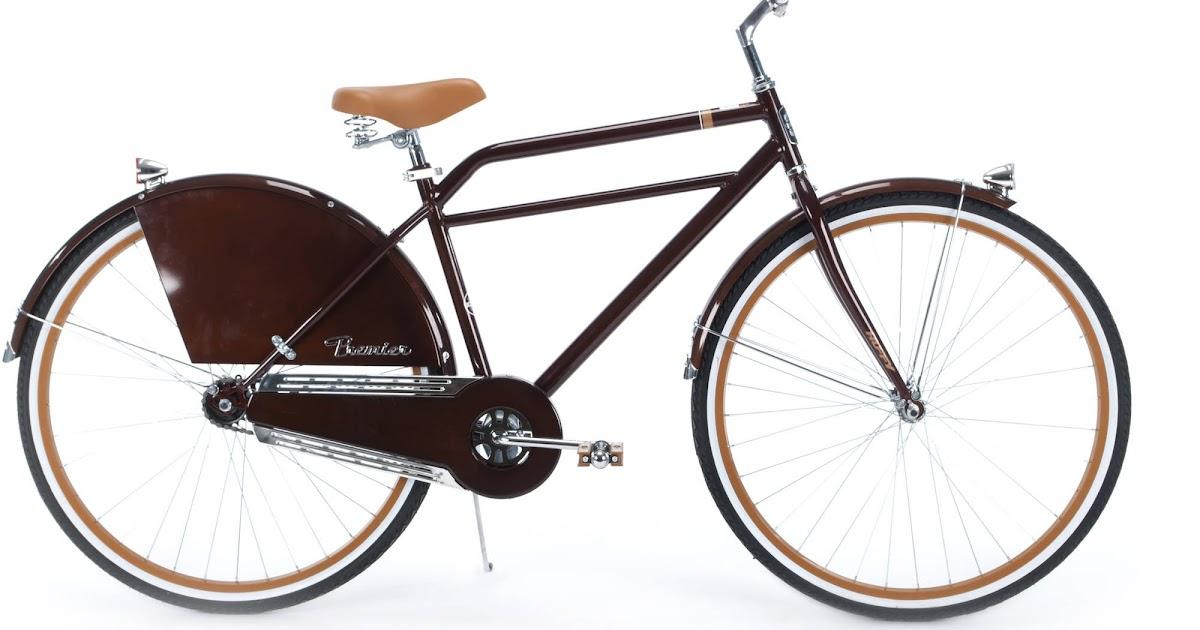700c Huffy Premier Mens Cruiser Bike Root Beer Beer Poster