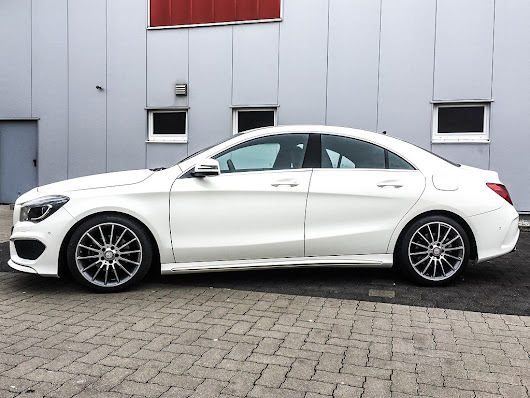 Mercedes CLA – The Art of design made in Stuttgart for A-class money