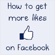 How to get more likes on Facebook - The Oatmeal