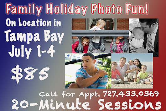 Family Holiday Photo Fun | PhotosinMotion.net