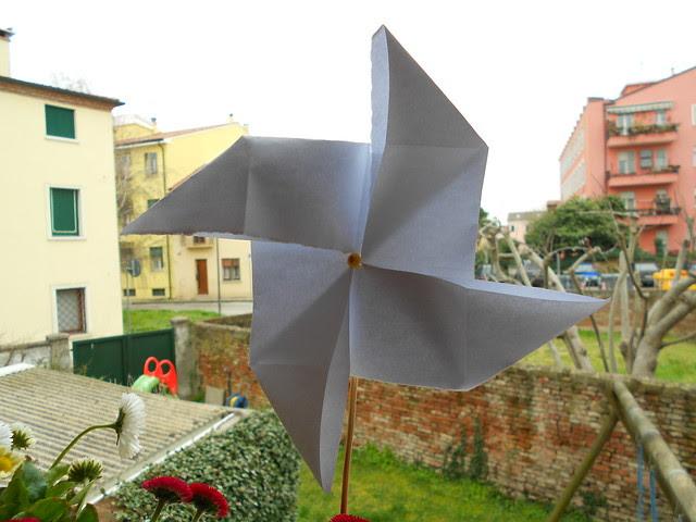 girandola origami