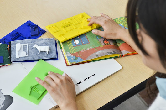 Customize and Print 3D Picture Books for Visually Impaired Kids | Make:
