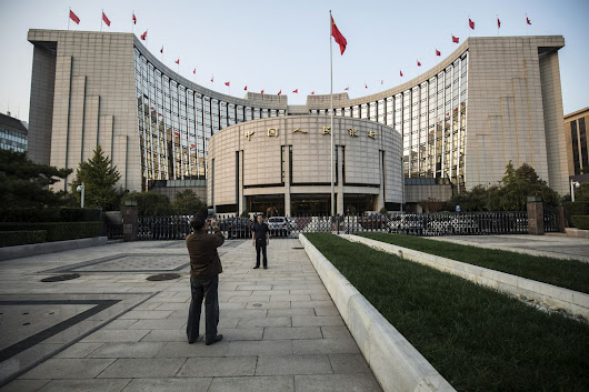 China Central Bank Official Says Bankruptcy May Benefit the Country