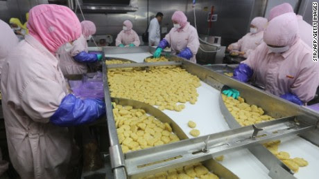 Why Chinese food safety is so bad CNN com