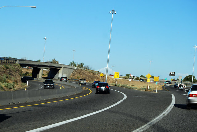 SR 240 @ US 395