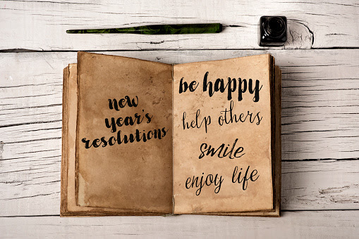 New Year's Resolutions to Make After a Divorce