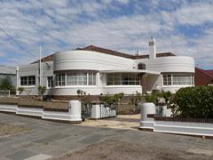 Art Deco House, Bendigo