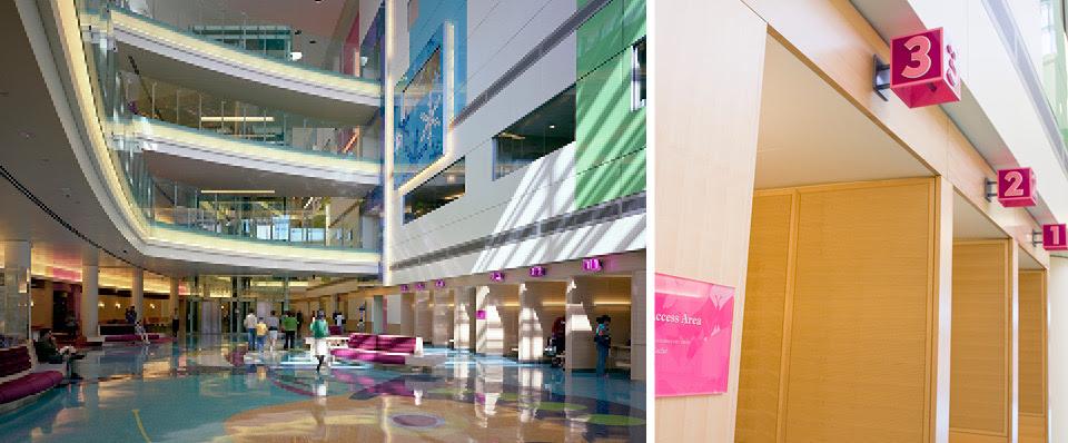 Childrens Hospital Colorado Arthouse Design
