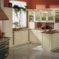 White Kitchen Color Walls Interior Design Ideas