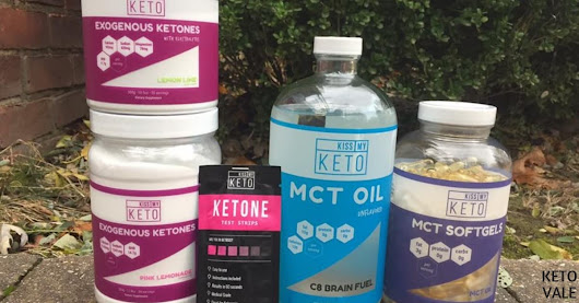 Kiss My Keto Ketone and MCT Supplements Review | Keto Vale