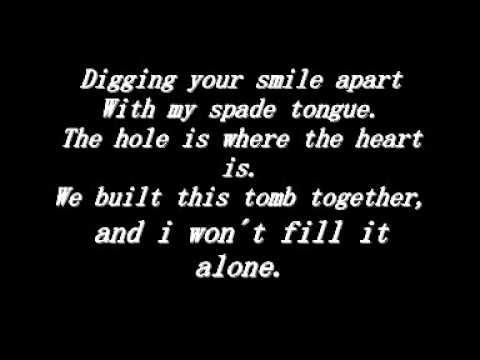 Marilyn Manson If I Was Your Vampire Lyrics