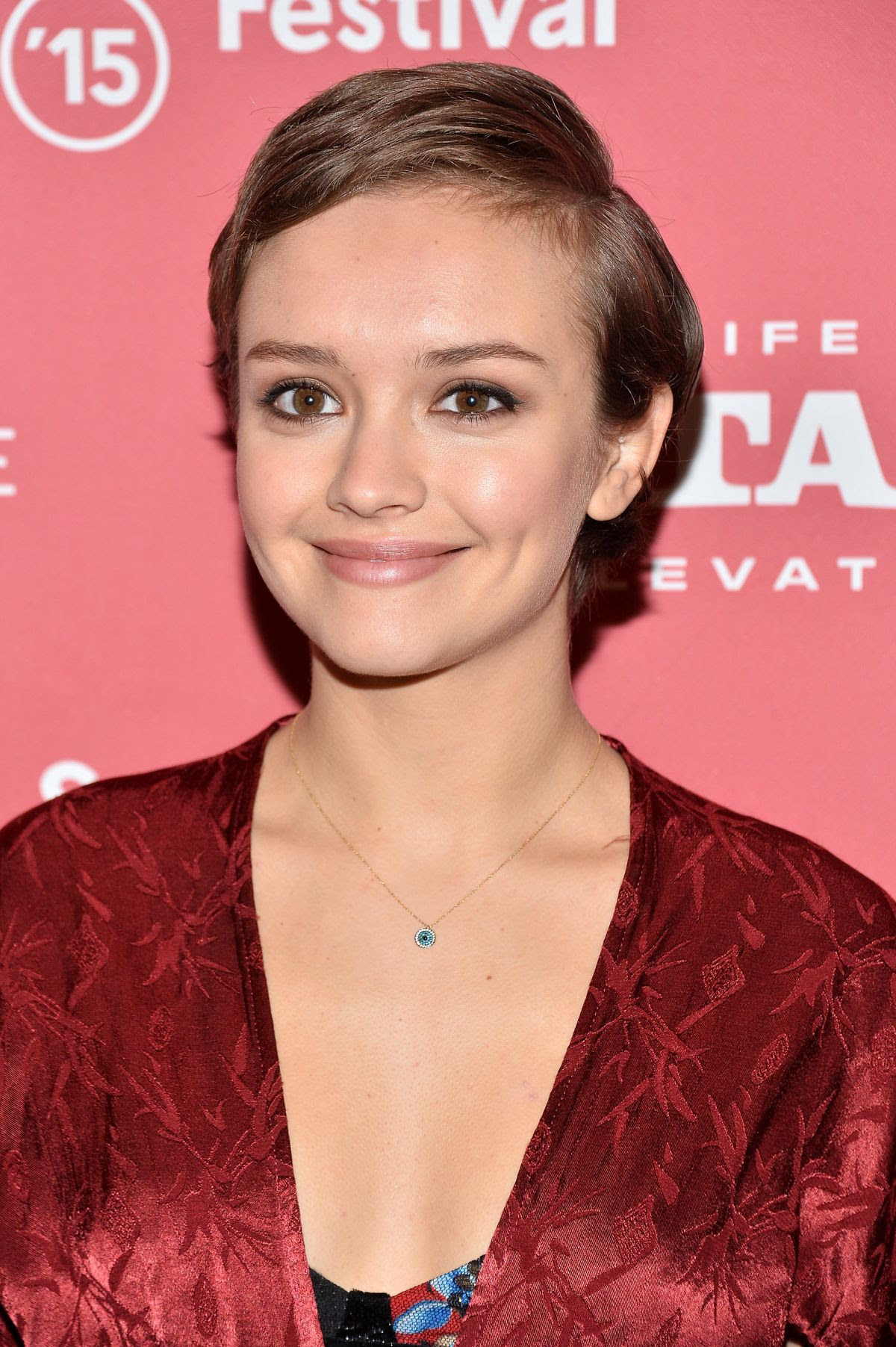 OLIVIA COOKE at Me & Earl & The Dying Girl Premiere at 2015 Sundance Film Festival