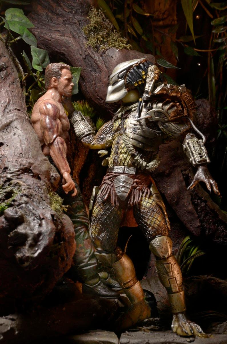 "Predator – 7"" Scale Action Figure – Ultimate Jungle Hunter – NECAOnline.com"