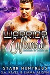 Warrior Enflamed: Alien Warrior Science Fiction Romance