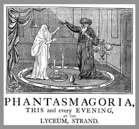 Phantasmagoria: the first horror picture show | Sandra Gulland