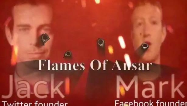 ISIS threaten Facebook and Mark Zuckerberg in chilling video