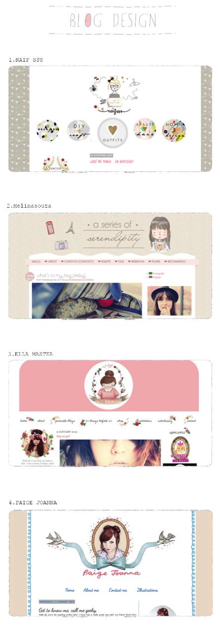 whereorwhat blog design