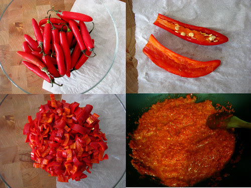 sambal oelek recipe