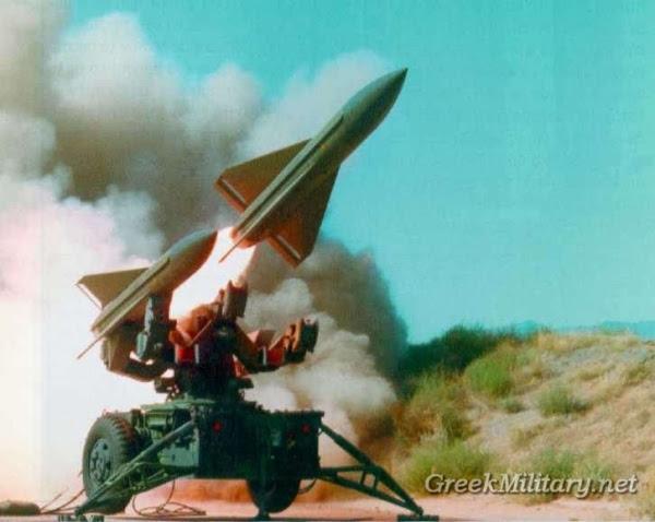 Greek Military airdefence HAWK