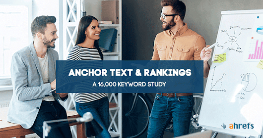 STUDY: The Correlation Of Exact Match Anchor Text Links With Rankings Across 16,000 Keywords